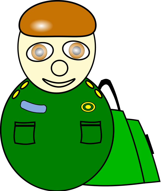 free vector Village People Paramedic
