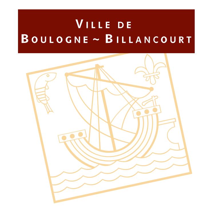 Ville boulogne billancourt 0 free vector 4vector for Aquabiking boulogne billancourt piscine