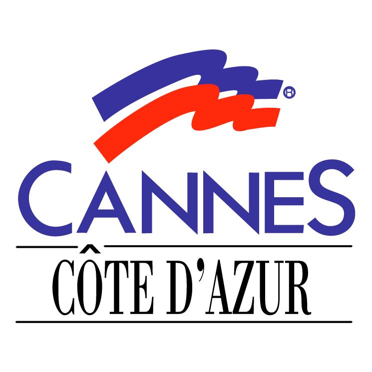 free vector Ville de cannes 0