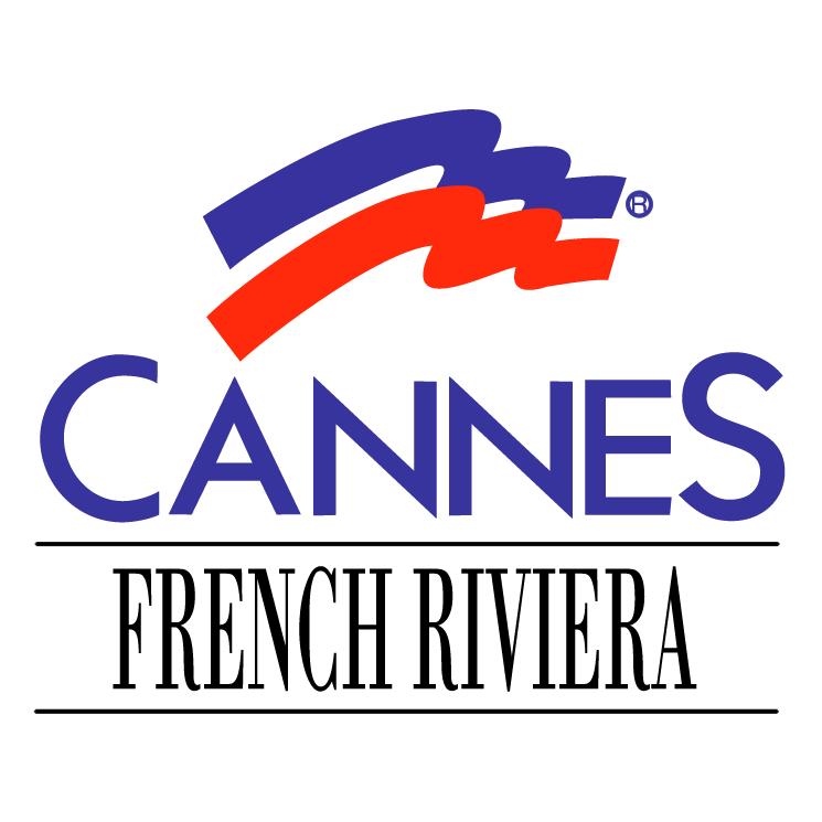 free vector Ville de cannes