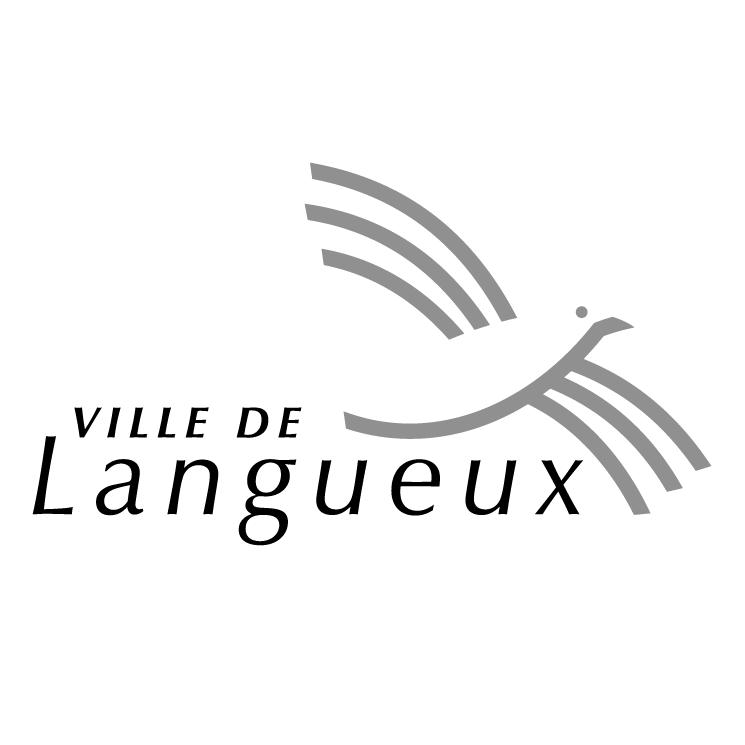 free vector Ville de langueux 0