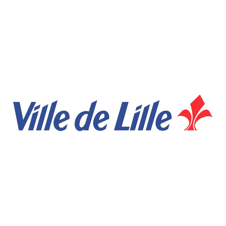 free vector Ville de lille