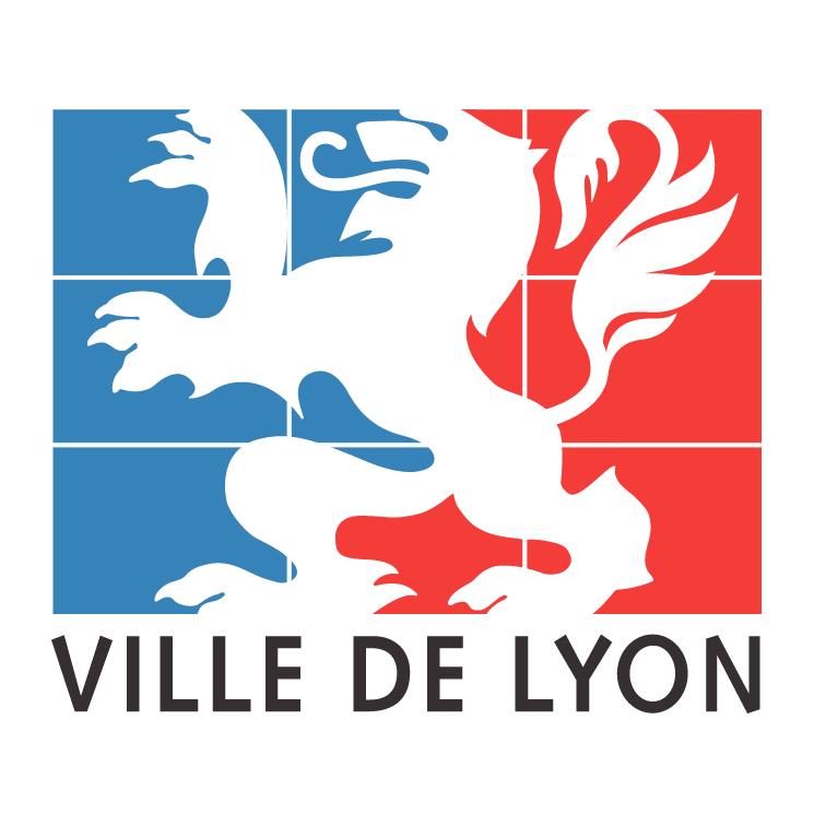 free vector Ville de lyon 0