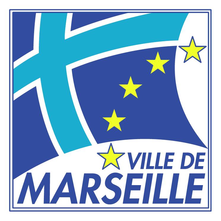 free vector Ville de marseille