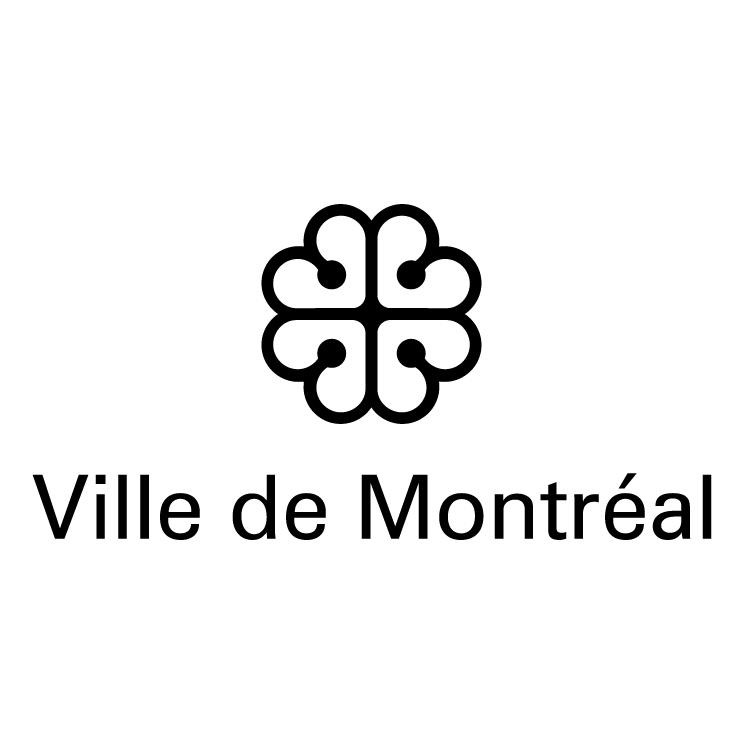 free vector Ville de montreal 0