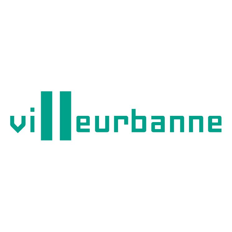 free vector Ville de villeurbanne 0