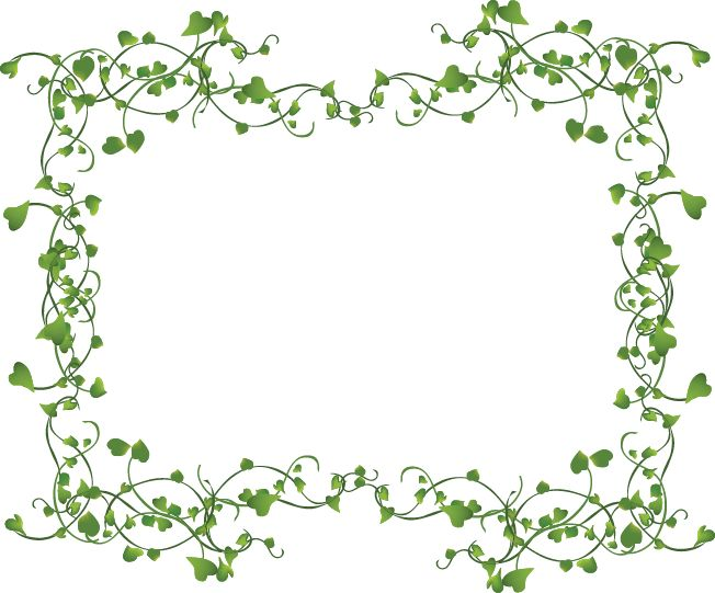 free vector Vines Frame Vector