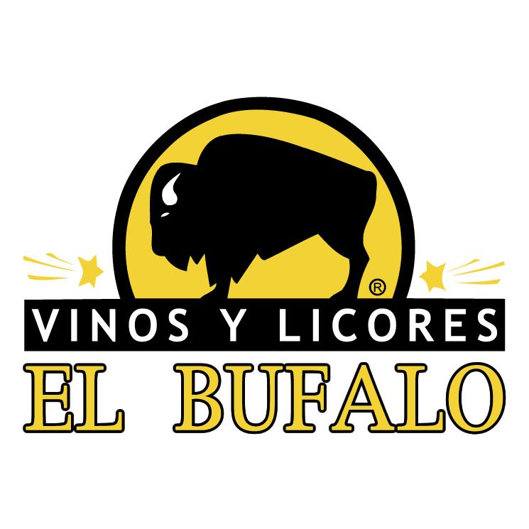 free vector Vinos y licores el bufalo
