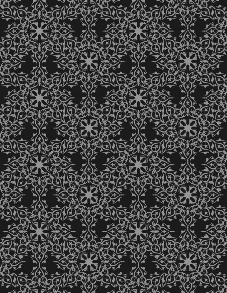 free vector Vintage Pattern Vector