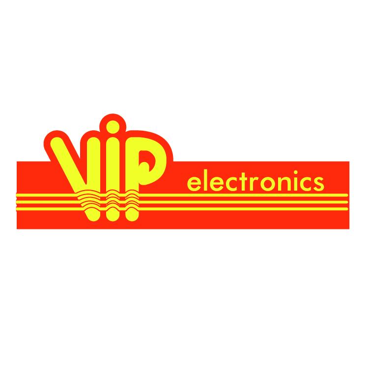 free vector Vip electronics