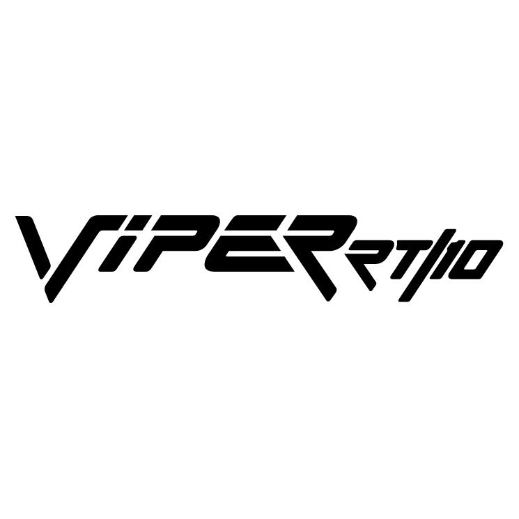 free vector Viper rt10