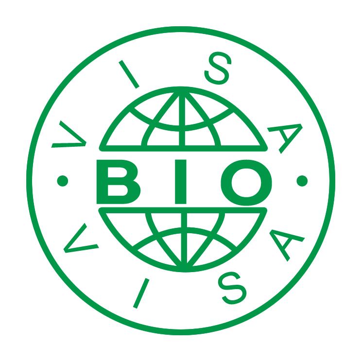 free vector Visa bio