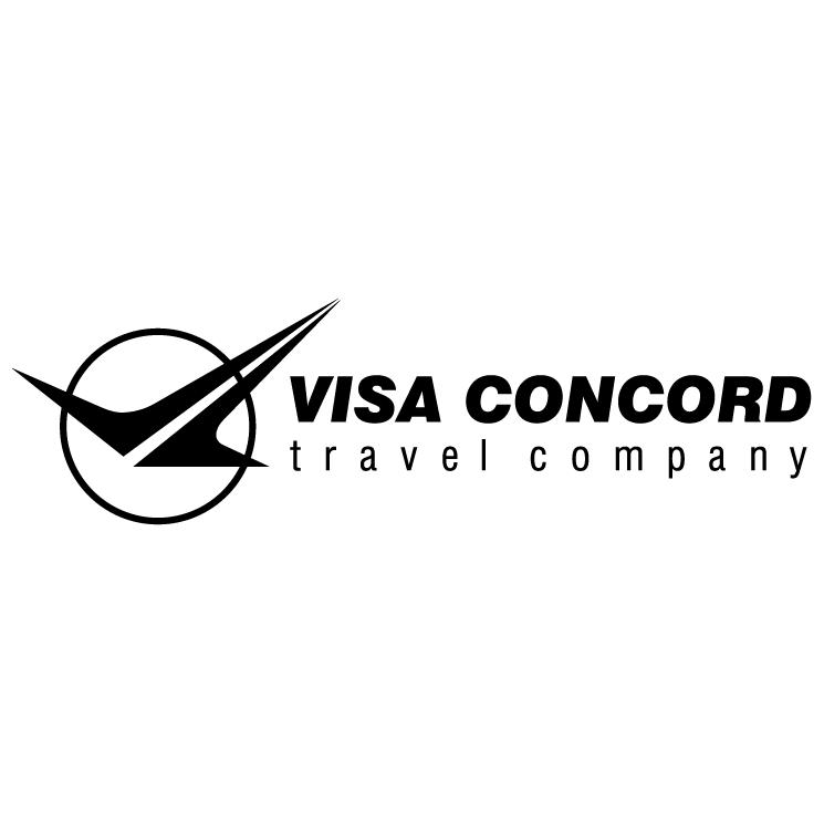 free vector Visa concord