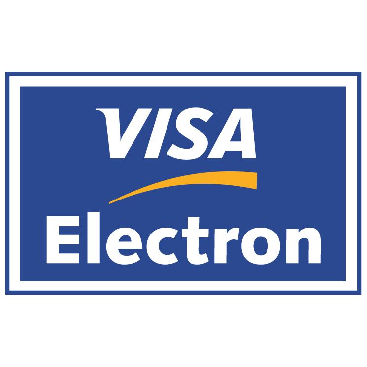 free vector Visa electron