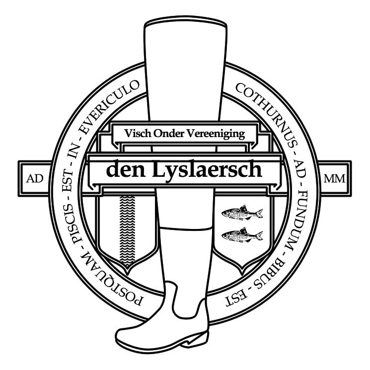 free vector Visch onder vereeniging den lyslaersch 0