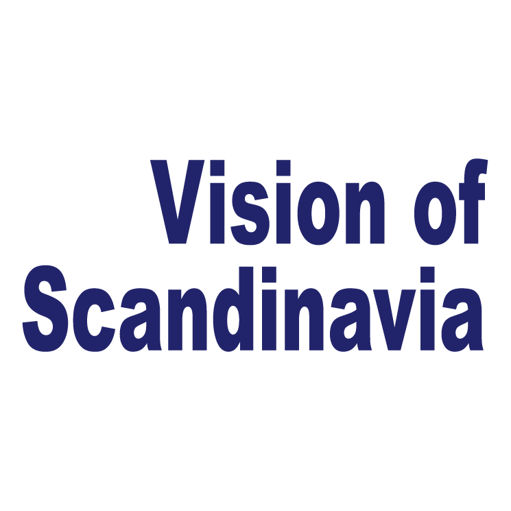 free vector Vision of scandinavia