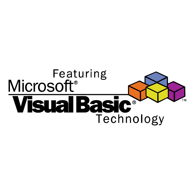 free vector Visual basic