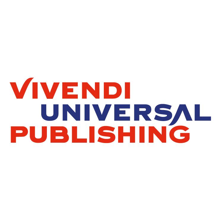 free vector Vivendi universal publishing