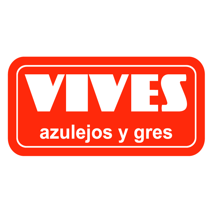 free vector Vives ceramica