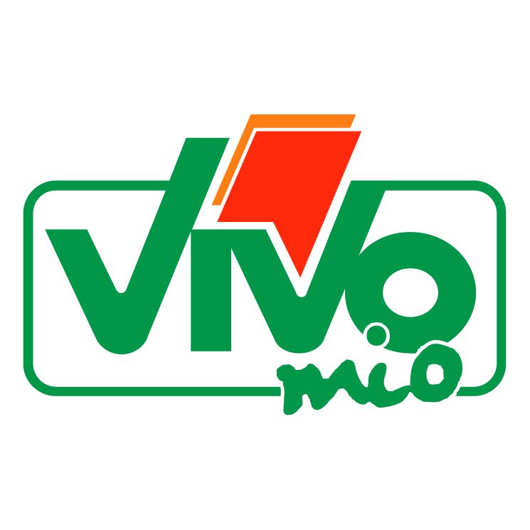 free vector Vivo mio