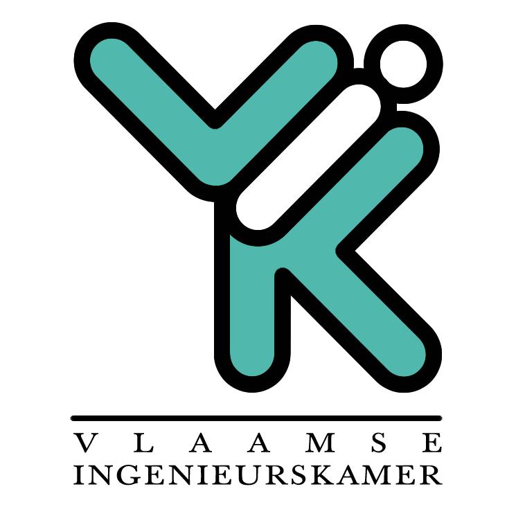 free vector Vlaamse ingenieurskamer