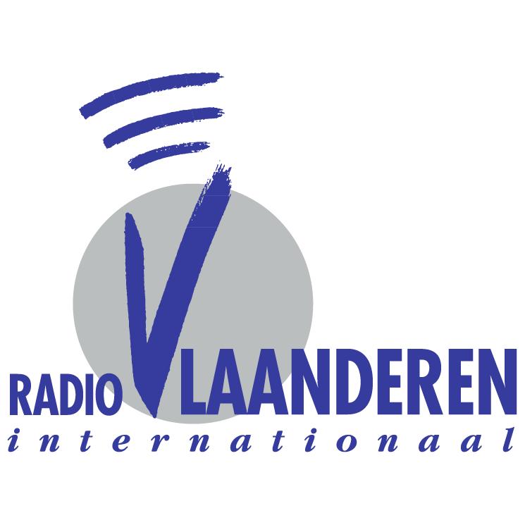 free vector Vlaanderen internationaal