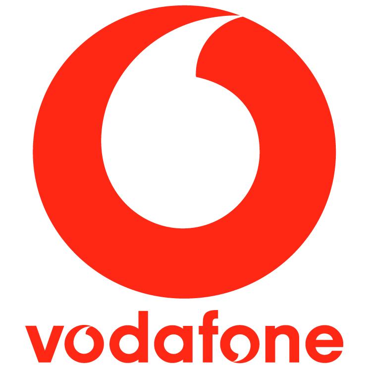 Vodafone Logo Vodafone 2 is Free Vector Logo