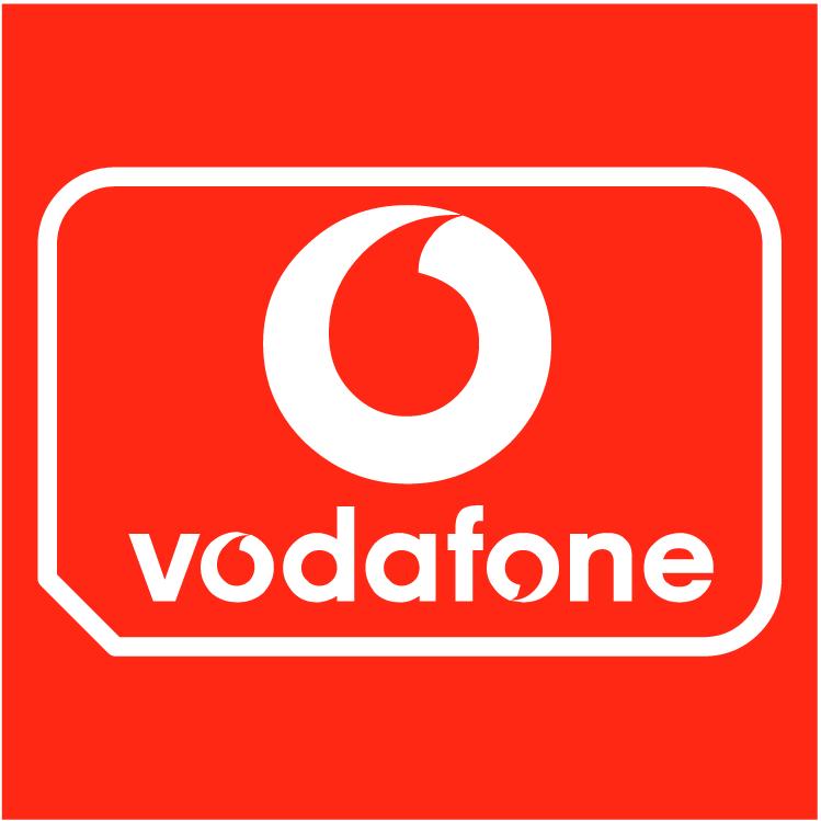 Vodafone Logo Vodafone 5 is Free Vector Logo