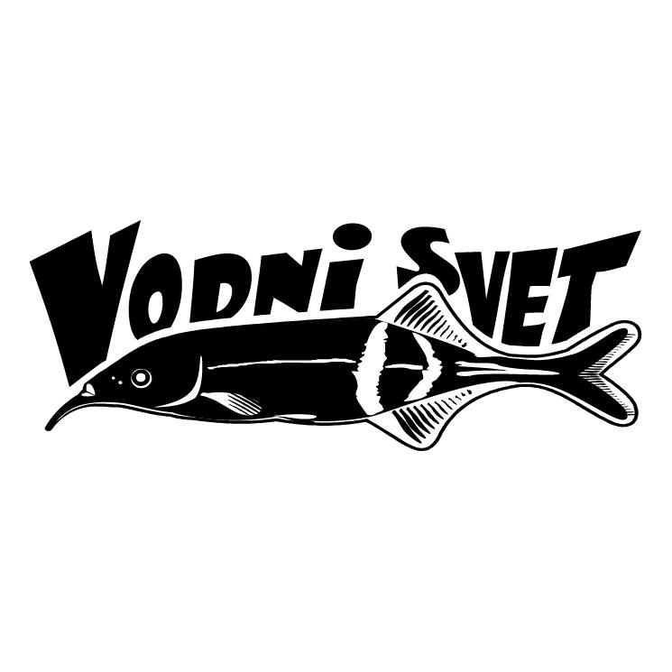 free vector Vodni svet