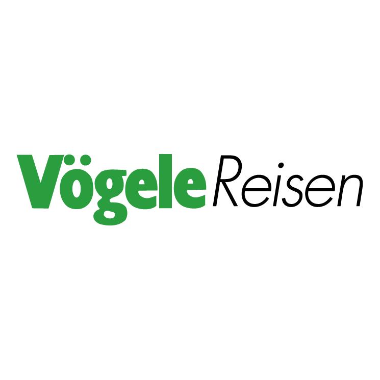 free vector Voegele reisen