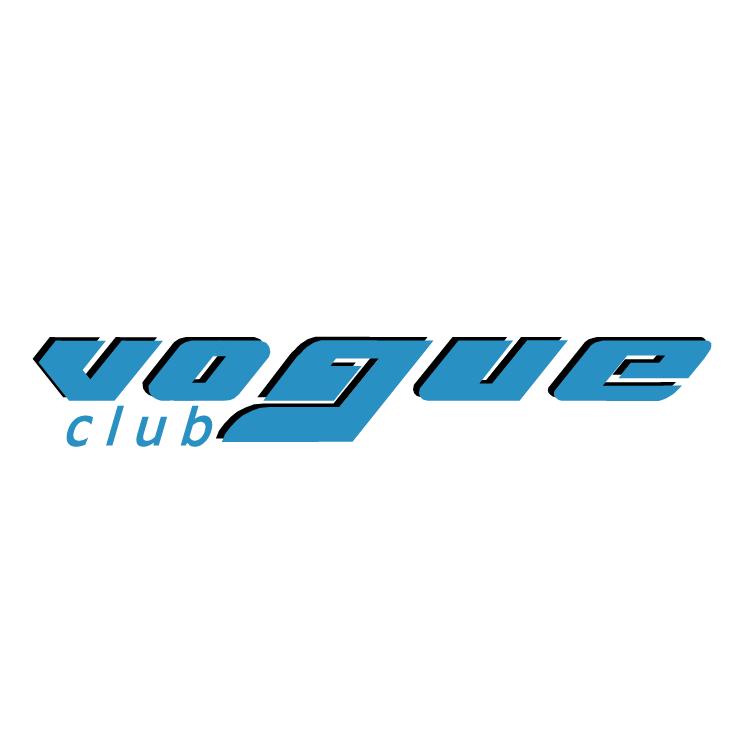 free vector Vogue club