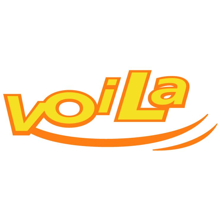 free vector Voila
