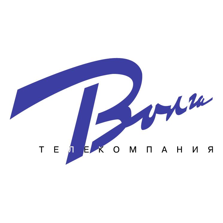 free vector Volga tv 0