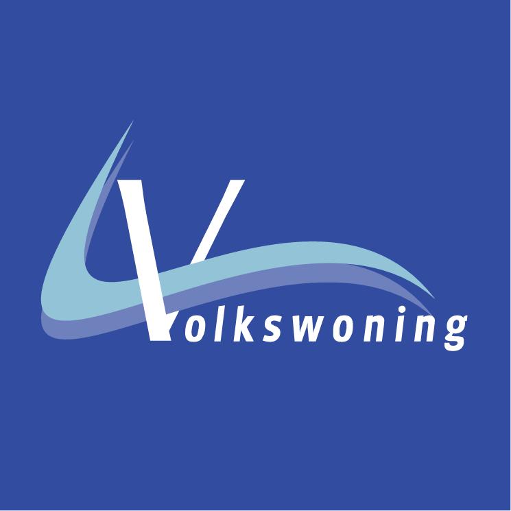 free vector Volkswoning
