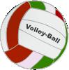 free vector Volley Ball clip art