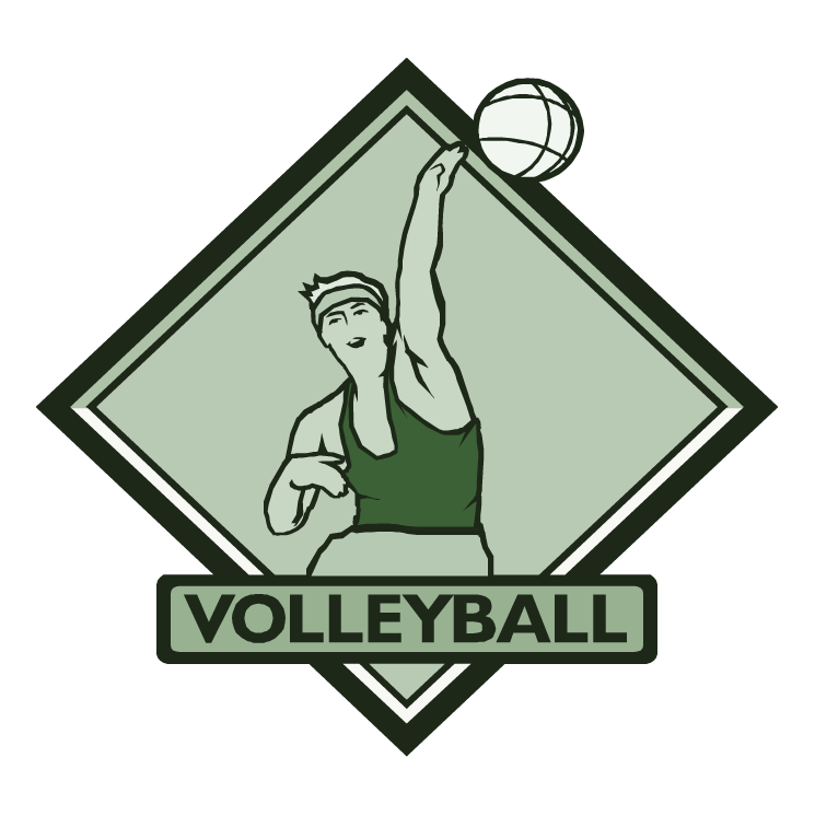 free vector Volleyball