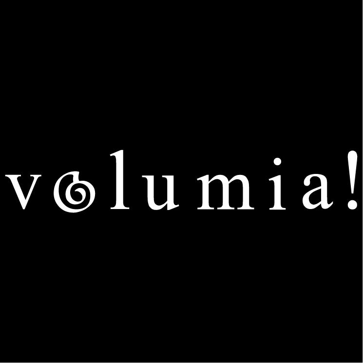 free vector Volumia