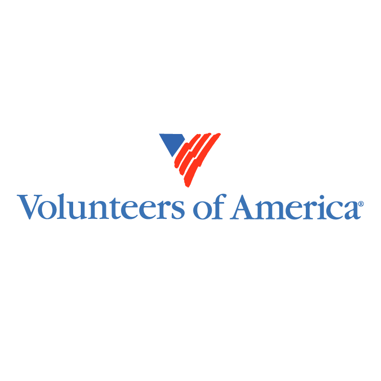 free vector Volunteers of america 0