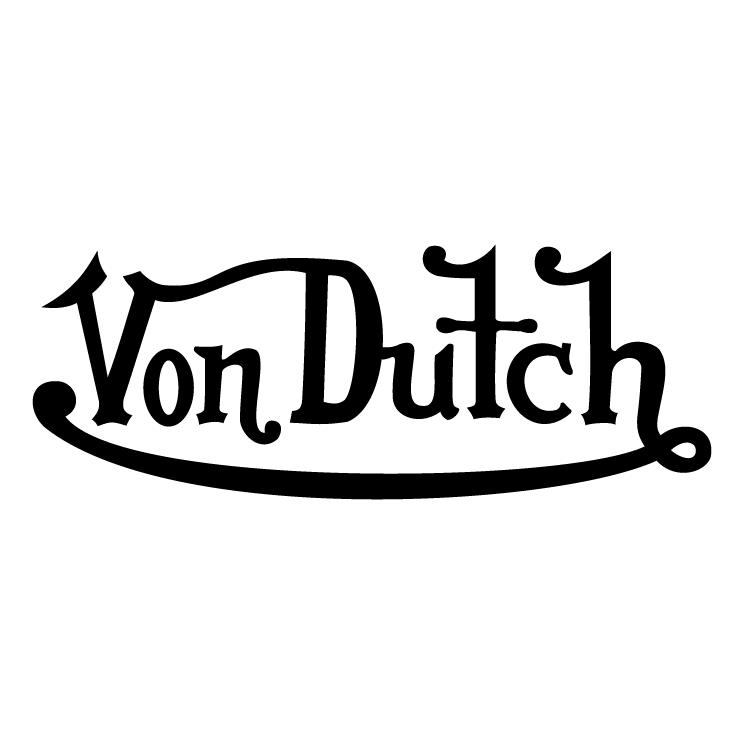 free vector Von dutch