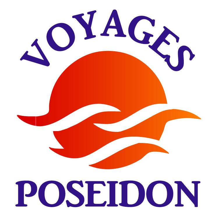free vector Voyages poseidon