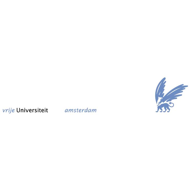 free vector Vrije universiteit amsterdam 4