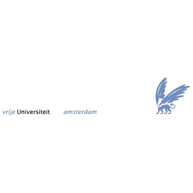 free vector Vrije universiteit amsterdam