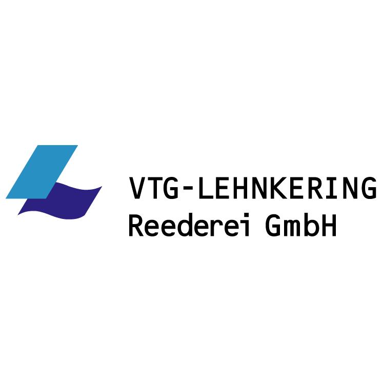 free vector Vtg lehnkering reederei