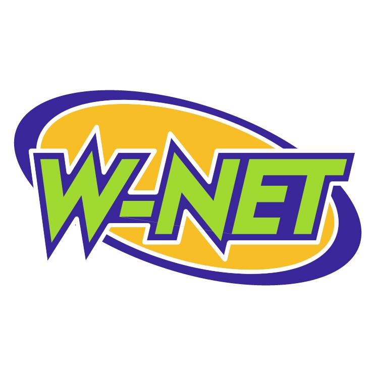 free vector W net