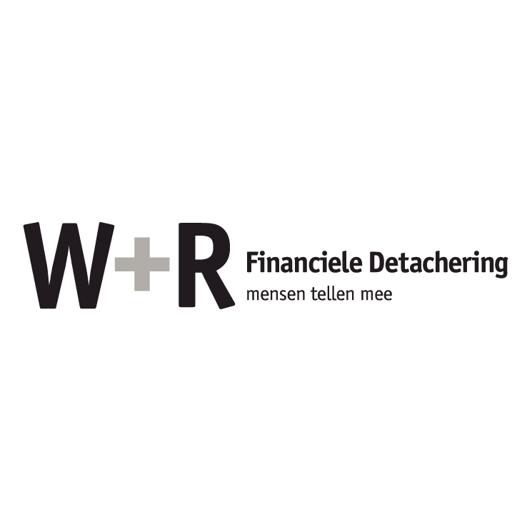 free vector W r financiele detachering