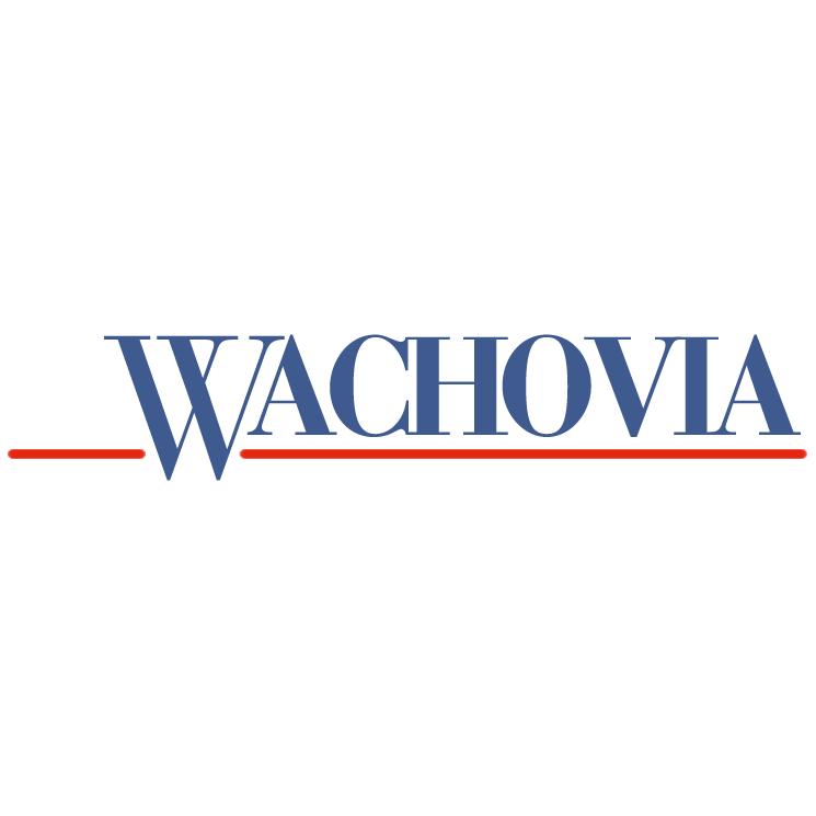 free vector Wachovia 0