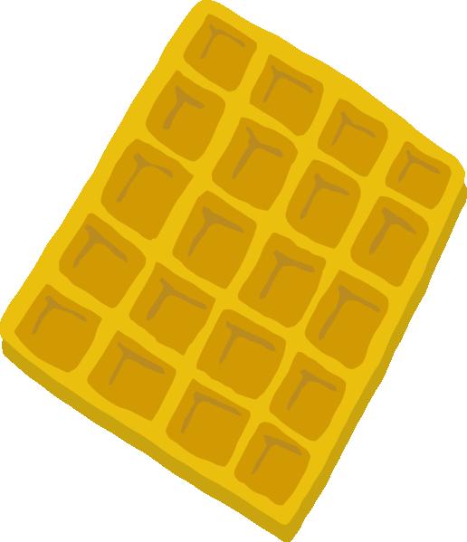free vector Waffle clip art