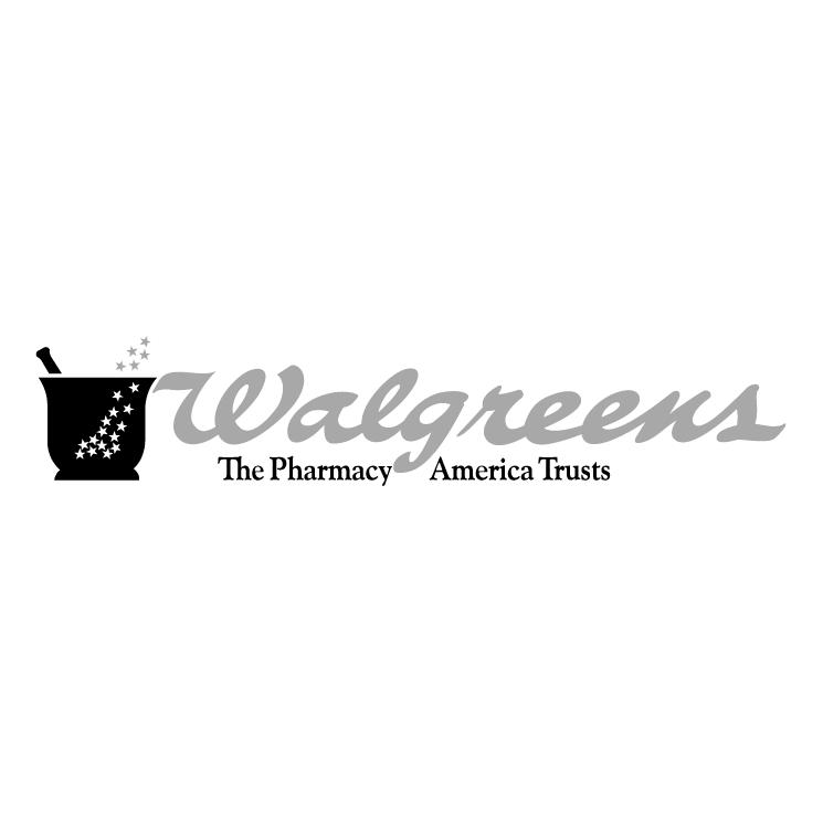 free vector Walgreens 2