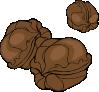 free vector Walnuts clip art