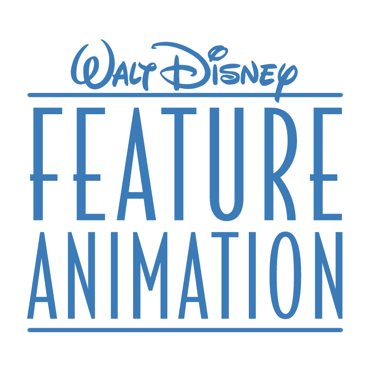 free vector Walt disney feature animation
